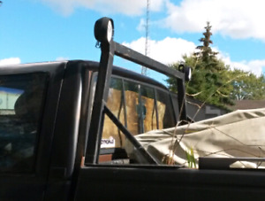 Home made ladder/back rack from 1988 gmc 1500