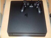 PS4 Slim 1tb (inc Uncharted4 & COD:IW)