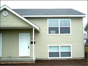 Duplex for rent in Point Park Riverview. Avail. now!