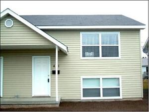 Duplex for rent in Point Park Riverview. Avail. May 1st.