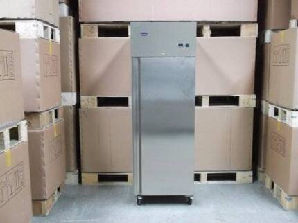Commercial Stainless Steel Upright Gastronorm Refrigerator Punchbowl 2196 Canterbury Area Preview