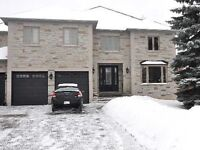 Spacious luxury detached 2 story house for rent $3465
