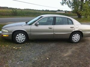 2001 Buick Park Avenue Berline