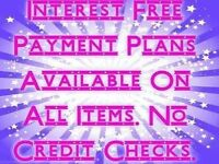 Payment plans available on laptops phones and toys n clothes
