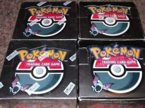 BUYING YOUR OLD POKEMON CARDS