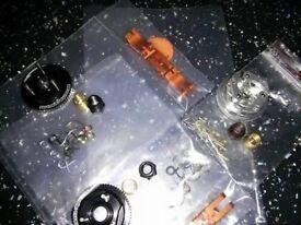 Rc 1/8 buggy clutch system