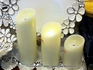Brand New Most Realistic Flameless Safe Candles No Flame No Heat