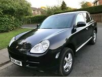 Porsche cayenne s for sale 2005 automatic new mot in great condition