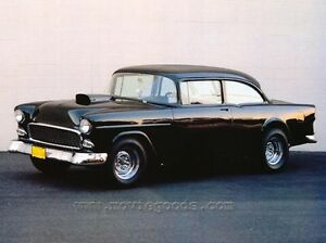 Wanted 55 - 56 Chevrolet