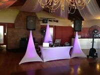 dj equipment for hire we bring the uqipment you bring the music
