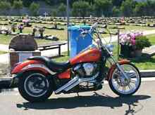 2009 Custom Chopper Cruiser Low Klms Sutherland Sutherland Area Preview