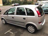 Vauxall Meriva 1.6 2004