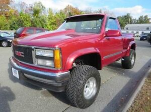 Looking for single cab shortbox/stepside 4x4 gmc or chev