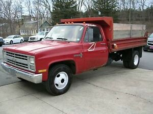 Wanted: 1973-1987 GMC Or Chevrolet C30,K30 Dump truck