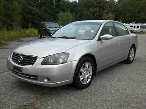2005 Nissan Altima Convertible