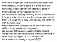Free Online Slimming /Weightloss Support 24/7