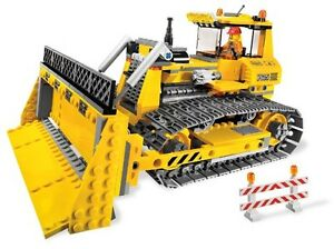 LEGO City Construction Dozer - (2009) #7685