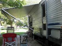 READY TO GO. 26' STARCRAFT TRAVEL TRAILER. Sleeps 6