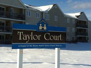 Taylor Court - Seniors' Apartments - Shediac