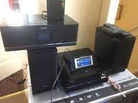 Sony Gigajuke music system