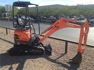 Mini Excavator for hire 1.7T Ferntree Gully Knox Area Preview