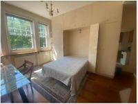 @**SOUTH KENSINGTON SELF CONTAINED DOUBLE STUDIO-FEW MINUTES IMPERIAL COLLEGE students/professionals