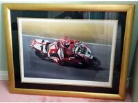 "CARL ""FOGGY"" FOGARTY FRAMED PICTURES FOR SALE - KING CARL."