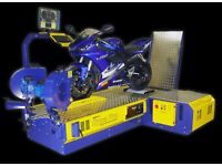 Dynapro Dyno dnamometer. S125-LC Price £10,499 RRP £18,600