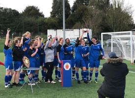 Ladies football team - coach wanted