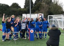Female football team looking for players