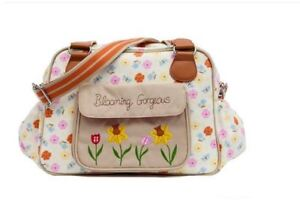 Diaper Bag With Change Pad/Wet Wipe Bag