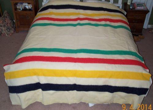 Hudson Bay Blanket Ebay