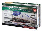 Amtrak Train Set