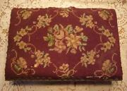 Needlepoint Footstool