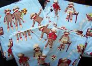 Sock Monkey Sheets