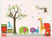 Kids Tree Wall Stickers
