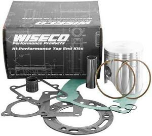 WISECO-HONDA-TRX250R-TRX-250-250R-R-66-00MM-PISTON-TOP-END-KIT-1986