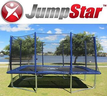 Brand New 7FT X 10FT RECTANGULAR TRAMPOLINE + ENCLOUSER + LADDER Kenwick Gosnells Area Preview