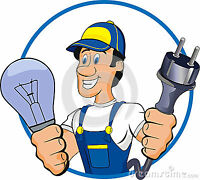 Electrician Available for Work