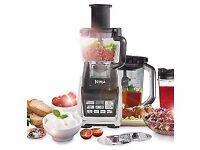 Nutri Ninja BL682UK2 Auto IQ Full Kitchen System Food Processor Grater & Chopper