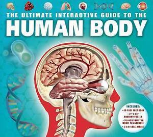 The Ultimate Interactive Guide to the Human Body by De La Bedoyere, Camilla