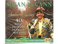 SUSAN McCANN - Sentimental Journey - 40 Heartfelt Songs from Ireland