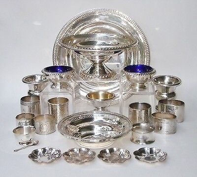 Alisa's 925 Silver Glass China Shop
