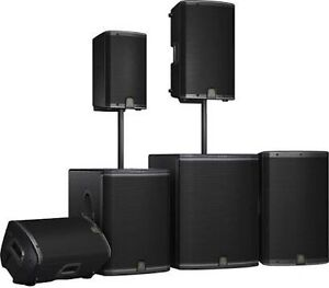 HIRE Wifi Speakers , FX at LOWEST PRICES GUARANTEED! Ascot Vale Moonee Valley Preview