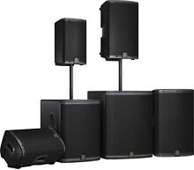 HIRE SPEAKERS & lights SAVE 10% book on Mondays Ascot Vale Moonee Valley Preview