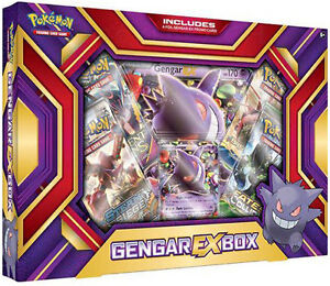 Pokemon Ash-Greninja, Gengar, Charizard, Mewtwo & More EX Boxes Cambridge Kitchener Area image 4