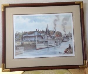 Publishers Proof - Folkins Art - Framed and Limited Editions Kawartha Lakes Peterborough Area image 10