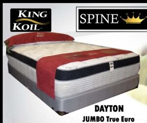 BRAND NEW MATTRESSES and BOXSPRINGS, ALL SIZES AVAILABLE