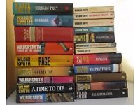21 Wilber Smith Books