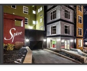 Furnished Unit in Spice Condos